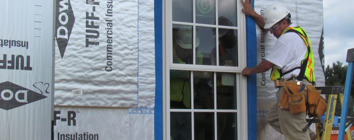 Your windows replacement job is easy and won't cost much, provided the windows are energy efficient and you take advantage of the right incentives.